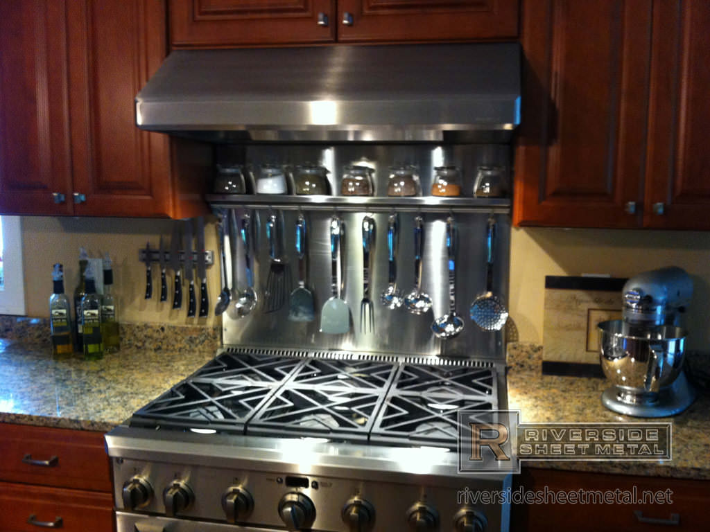 custom stainless steel spice rack riverside medford ma