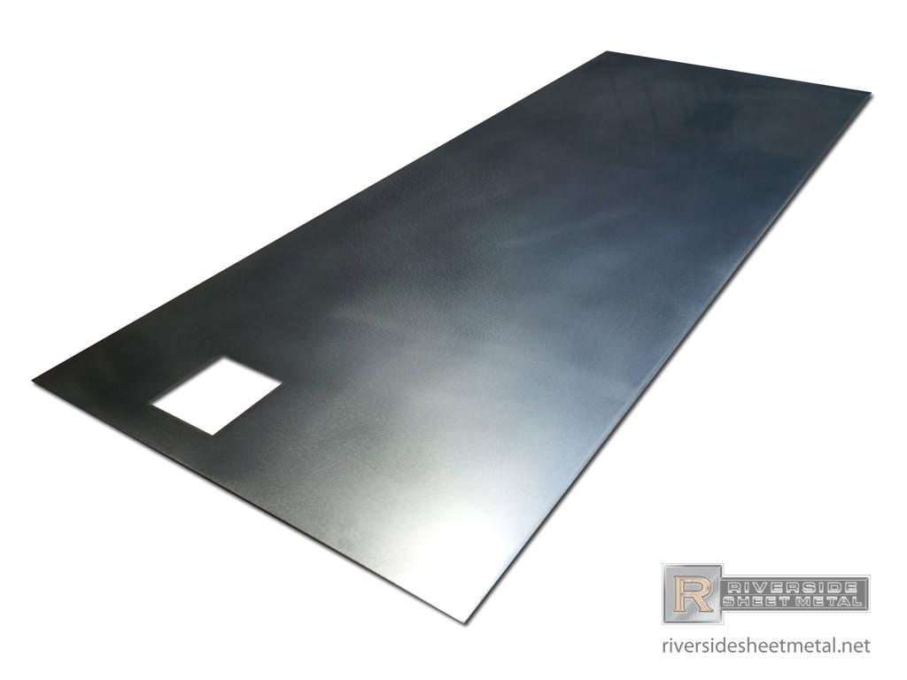 Stainless steel backsplash backsplash
