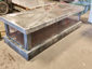 CH019 Stainless steel blackened chimney cap with chase cover - view 2