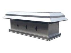 CH024 - Custom designed chimney cap