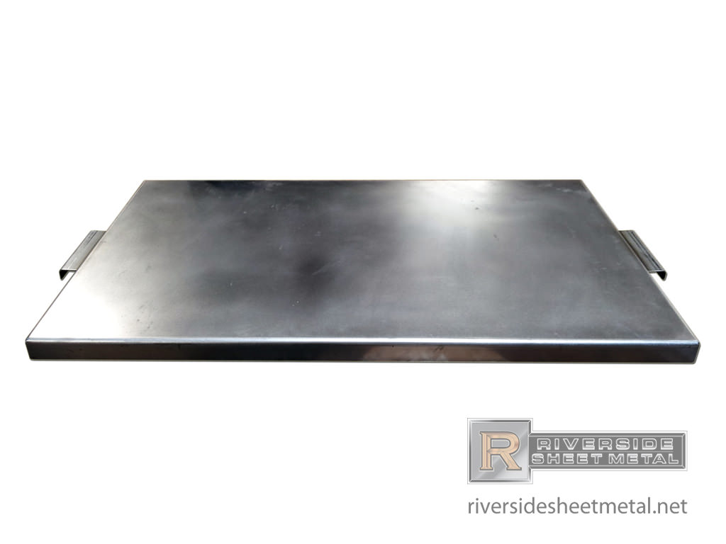 Stainless Steel Removable Counter Top With Handles
