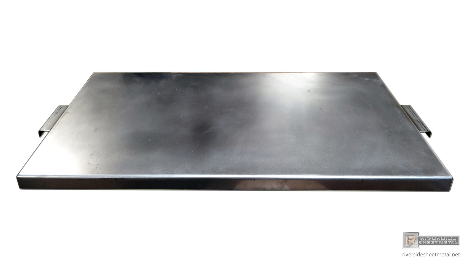 Stainless Steel on Home Bar Counters For Sale
