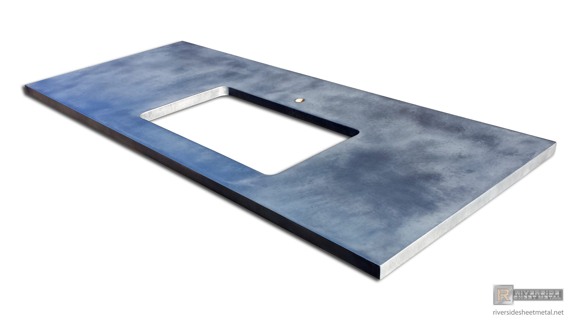 Zinc Counter Tops / Table Tops - Kitchen, Island, Bar - Boston, MA