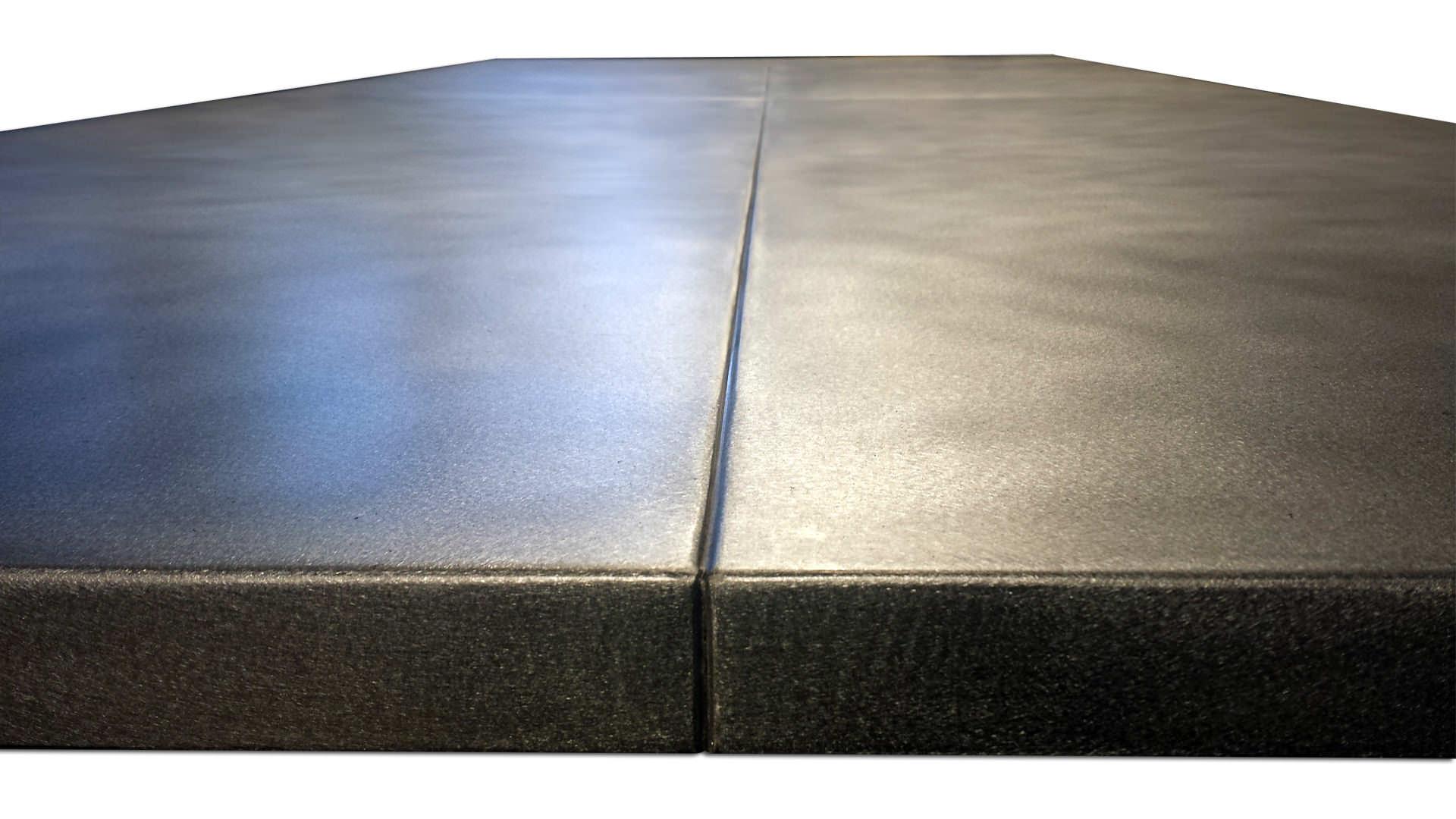 Custom Zinc Counter Top With Tiles Usa