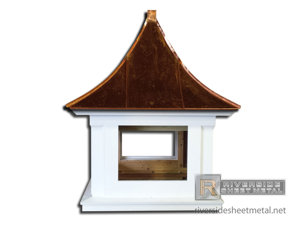 Cupolas Amp Steeples Copper Lcc Zinc Aluminum And More