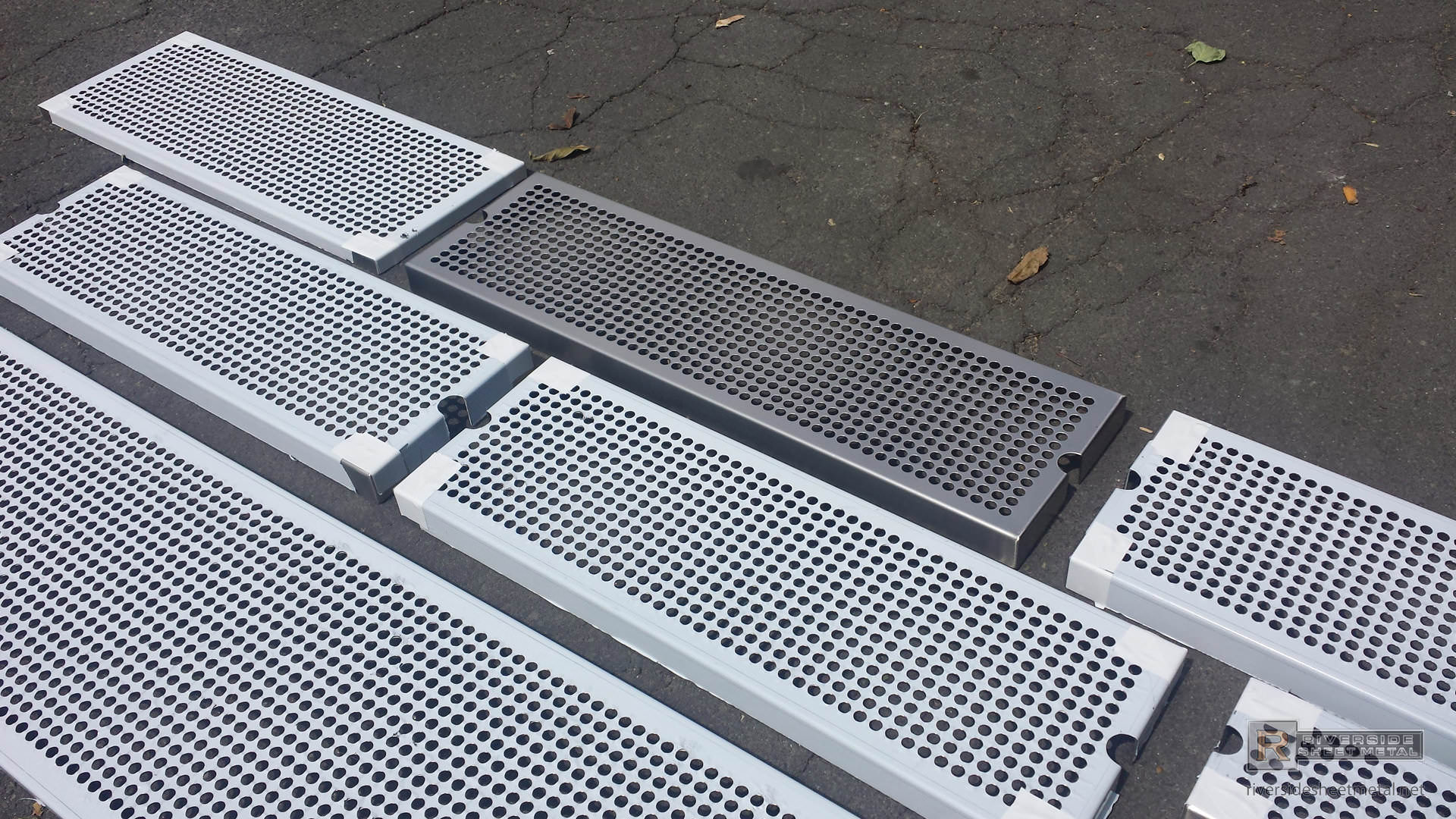Drip Pans Galvi Pans Unit Pans Drain Pans Ac Heaters