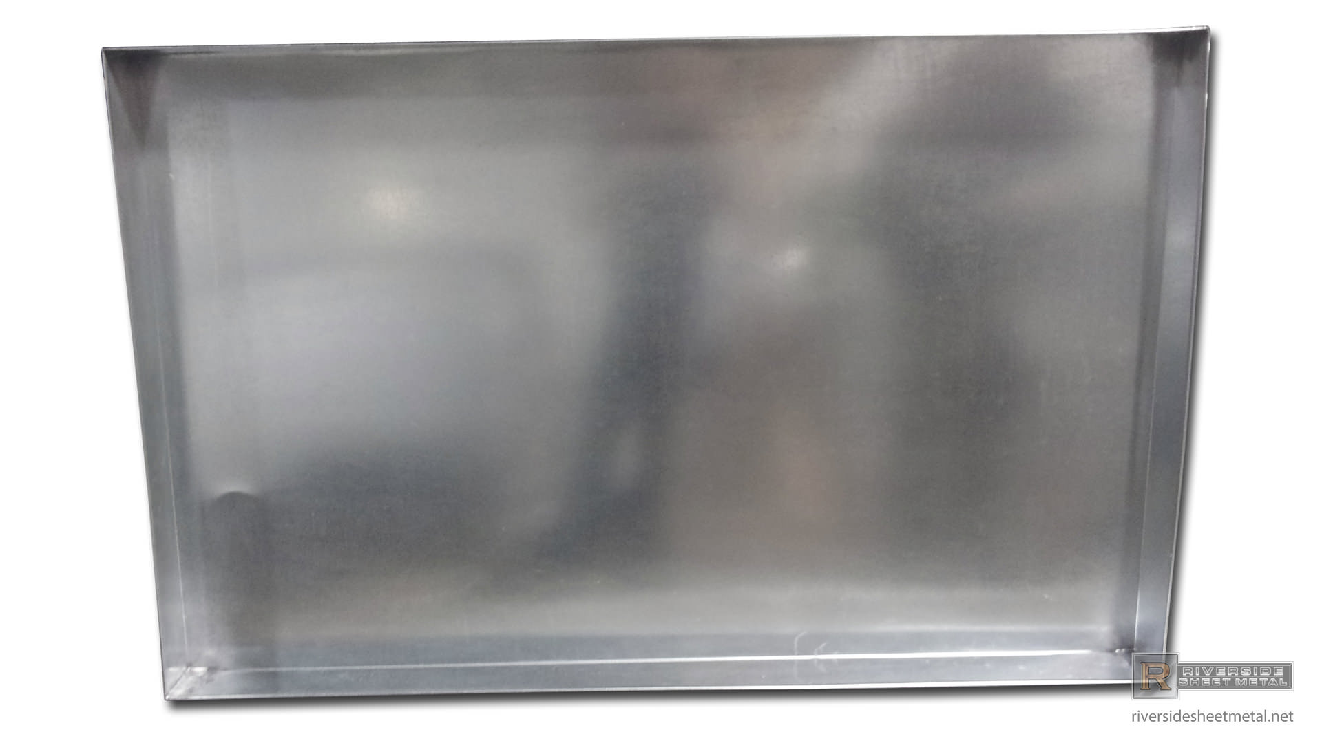 drip pan for washing machine in galvanized steel - Drip Pans