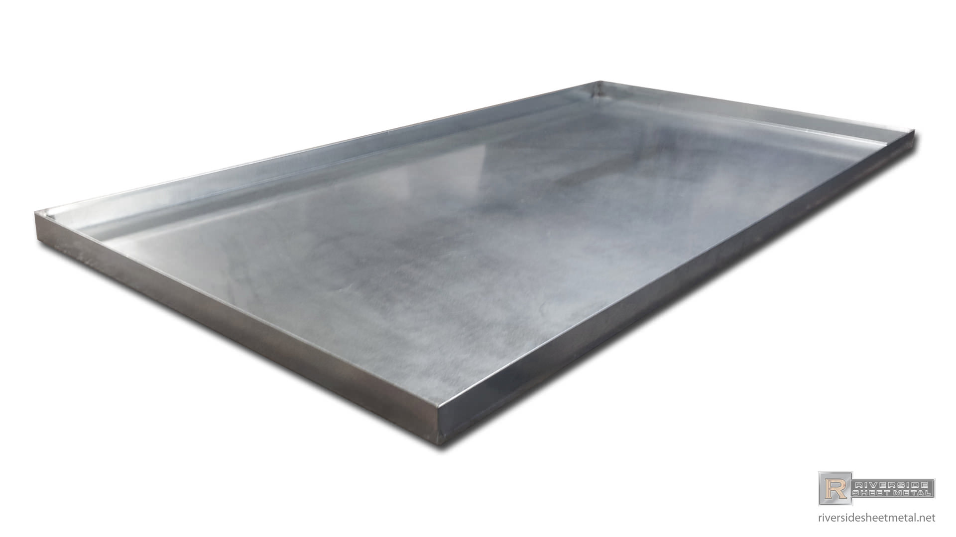 Drip Pan For Ac Unit In Galvanized Steel Shipping Available