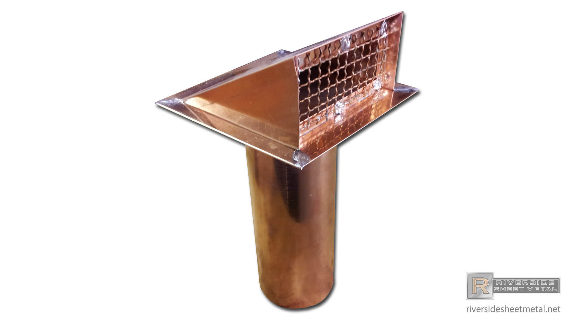 Copper dryer vent with flapper installed dryer vents for Kitchen yoshimoto summary