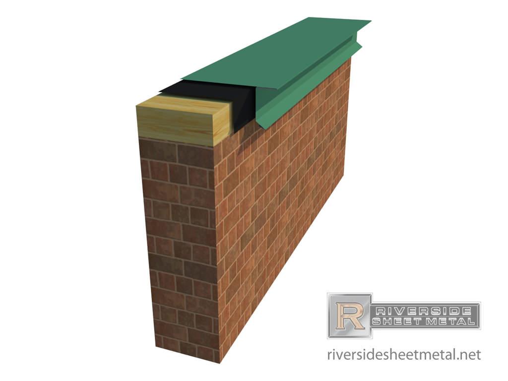 Drip Edge Metal For Metal Slate And Shingle Roofing