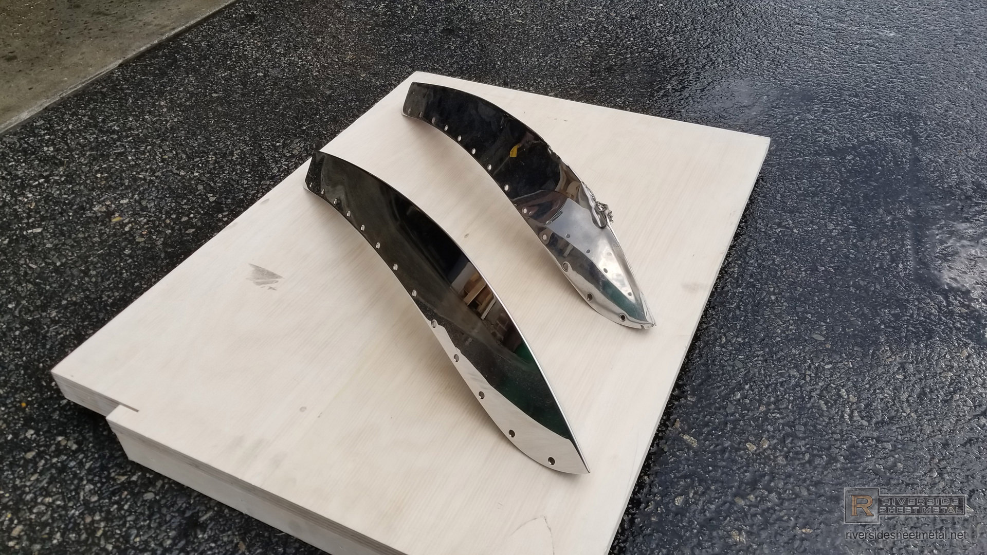 Stainless Steel Custom Boat Bow Guard Protection