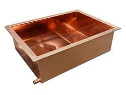Copper ice trays for food 2