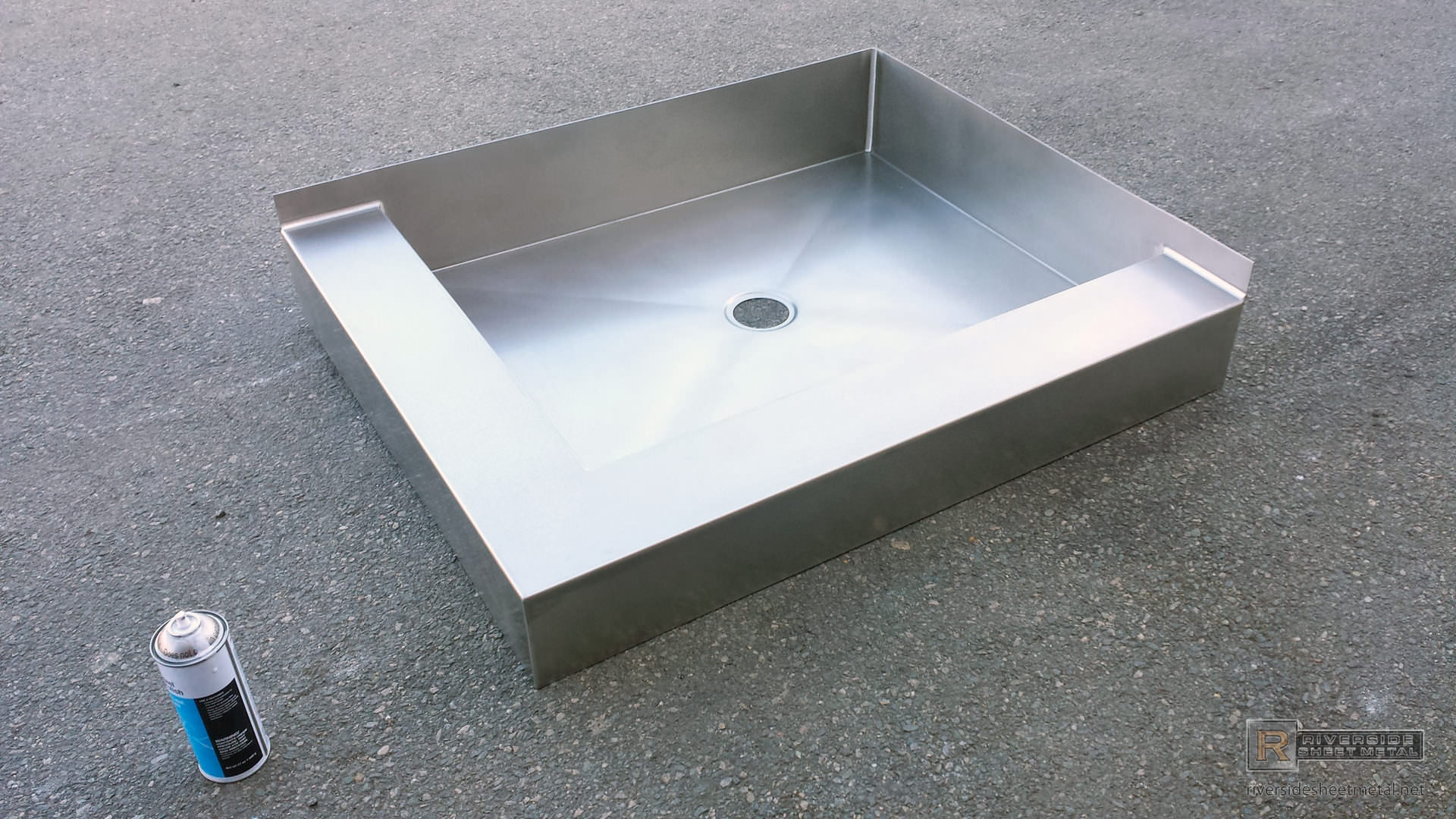 Stainless Steel Shower Floor Base Shower Pan