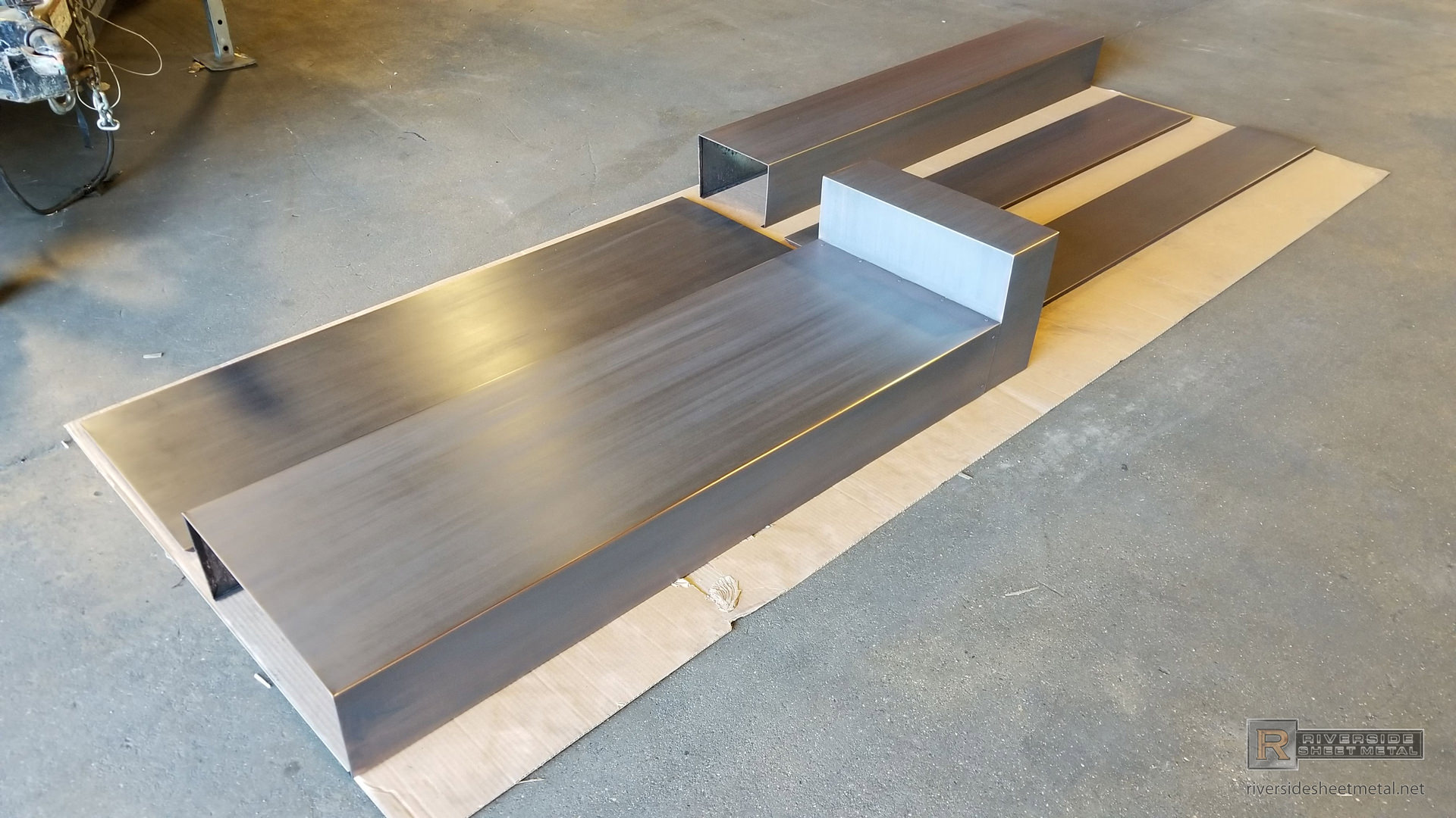 Fabrication Of Custom Sheet Metal Products Miscellaneous