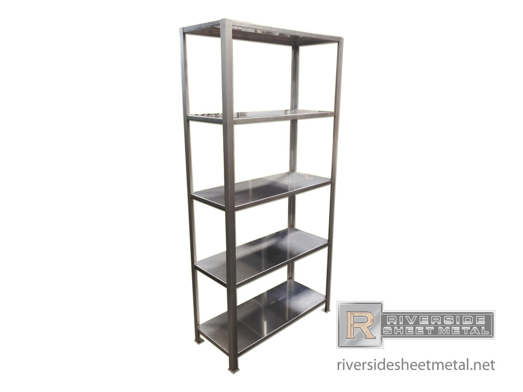 Restaurant Kitchen Metal Shelves shelf, shelves - custom made in stainless, copper and more