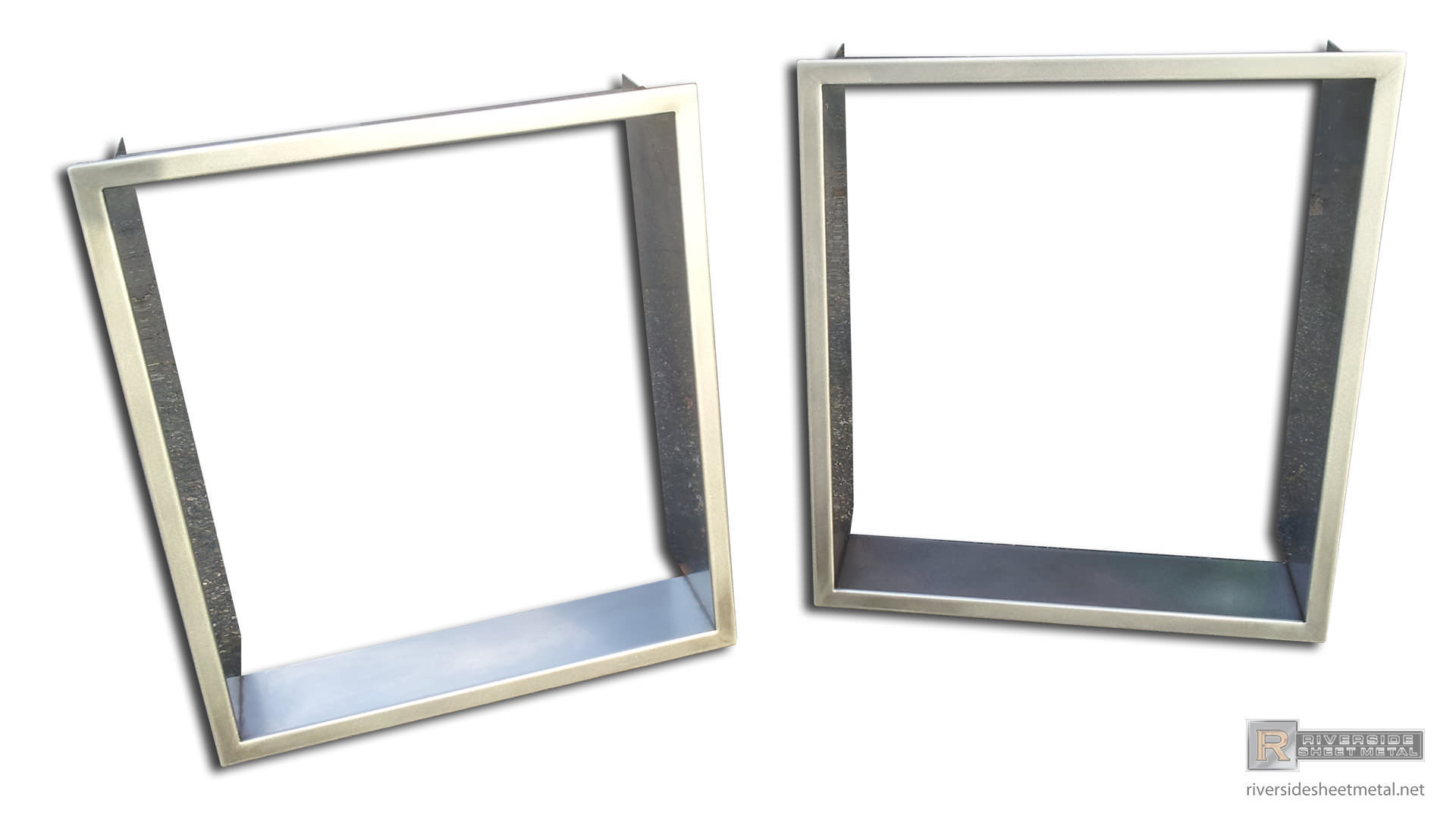 Stainless Steel Machine Picture Frames Riverside