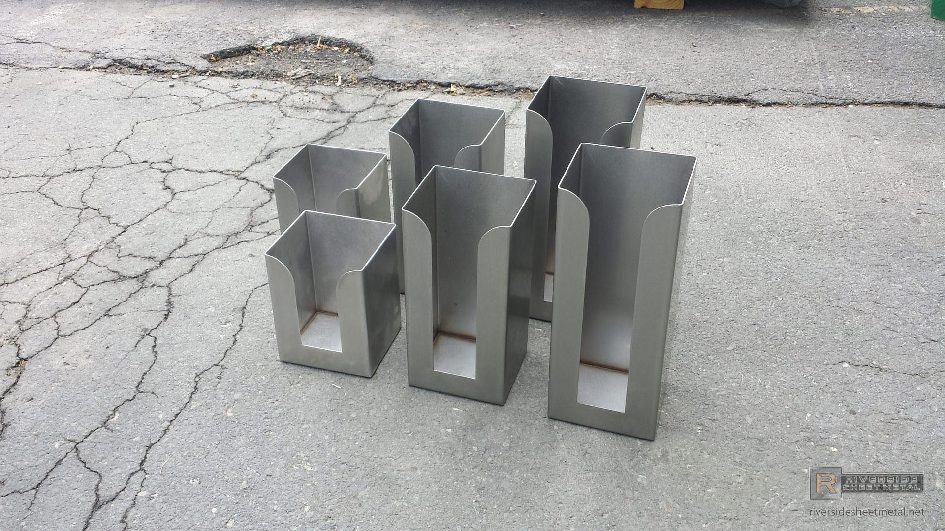 Stainless Steel Menu Holders For Restaurant Custom Made