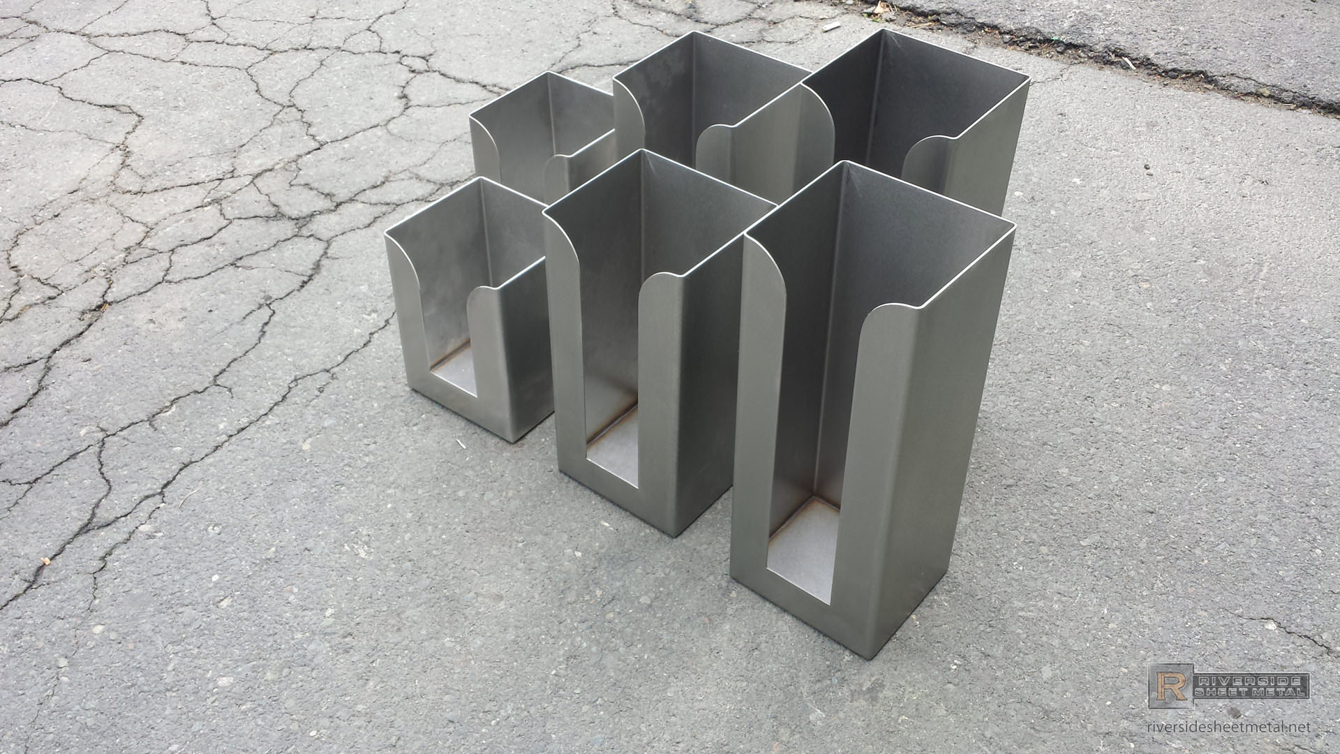 Stainless Steel Menu Holders For Restaurant Custom Made