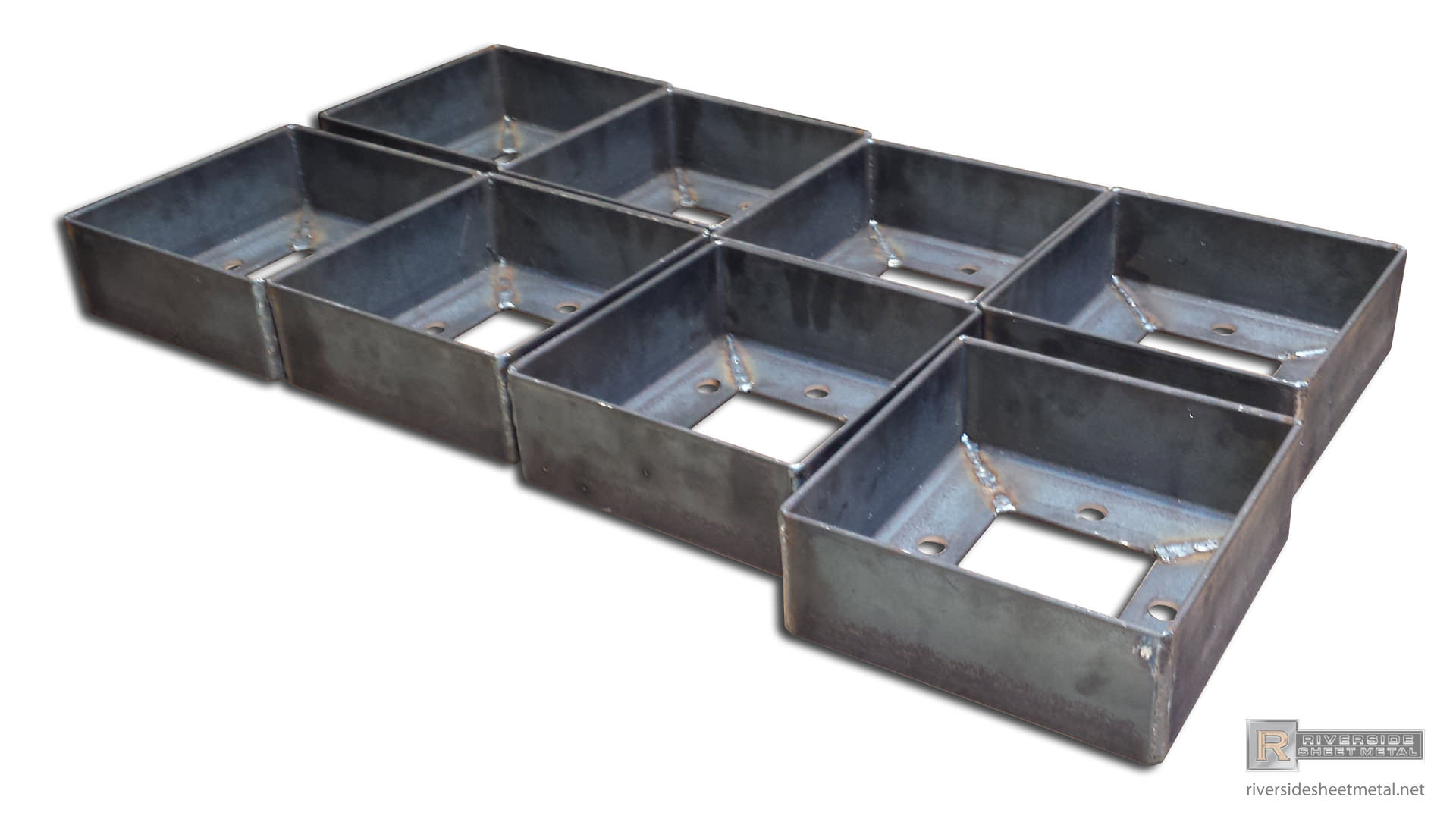 Steel Pillar Bases Sheet Metal Massachusetts