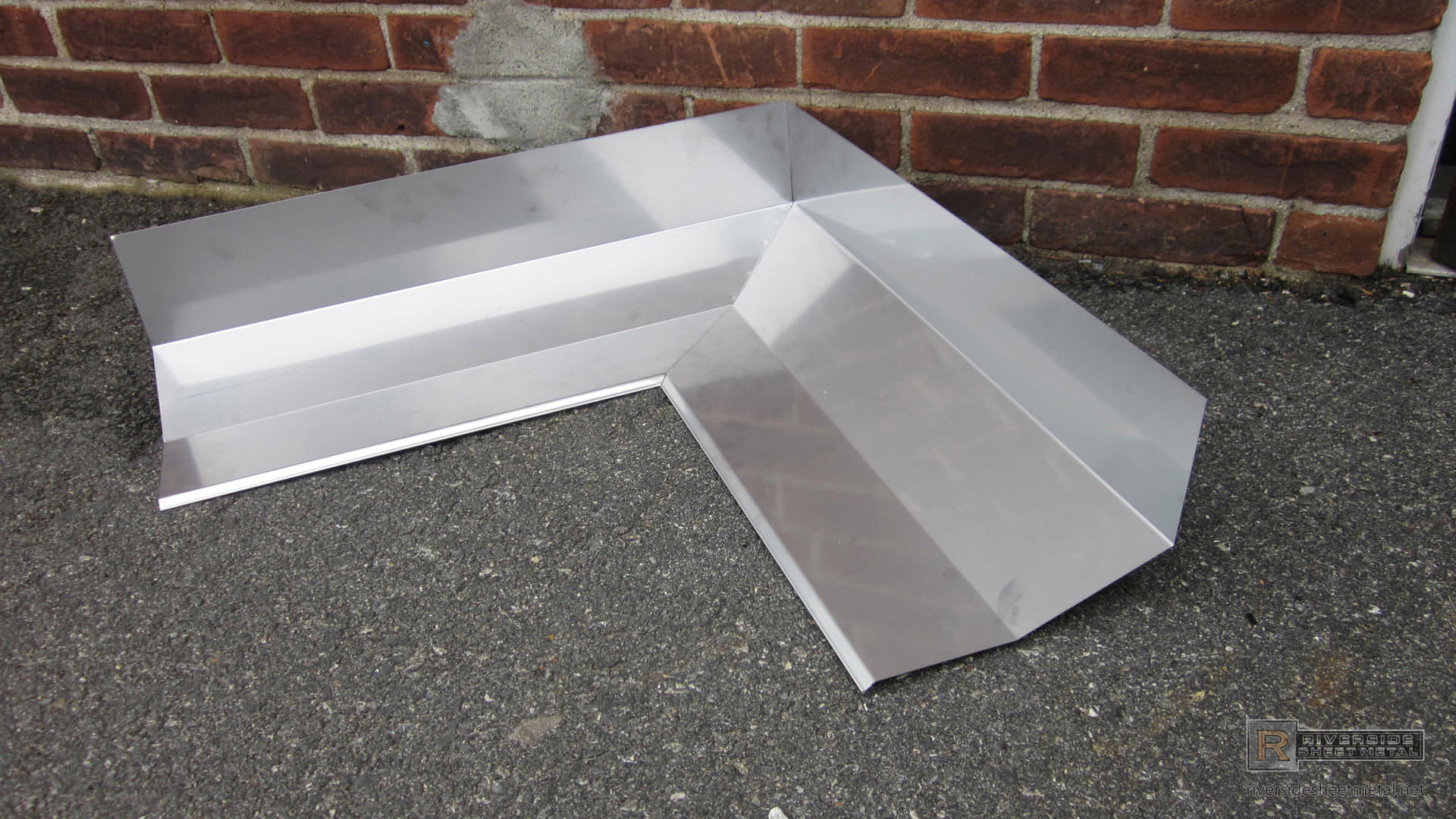 Stainless Steel Metal Flashing : Through wall masonry flashing metal copper stainless steel