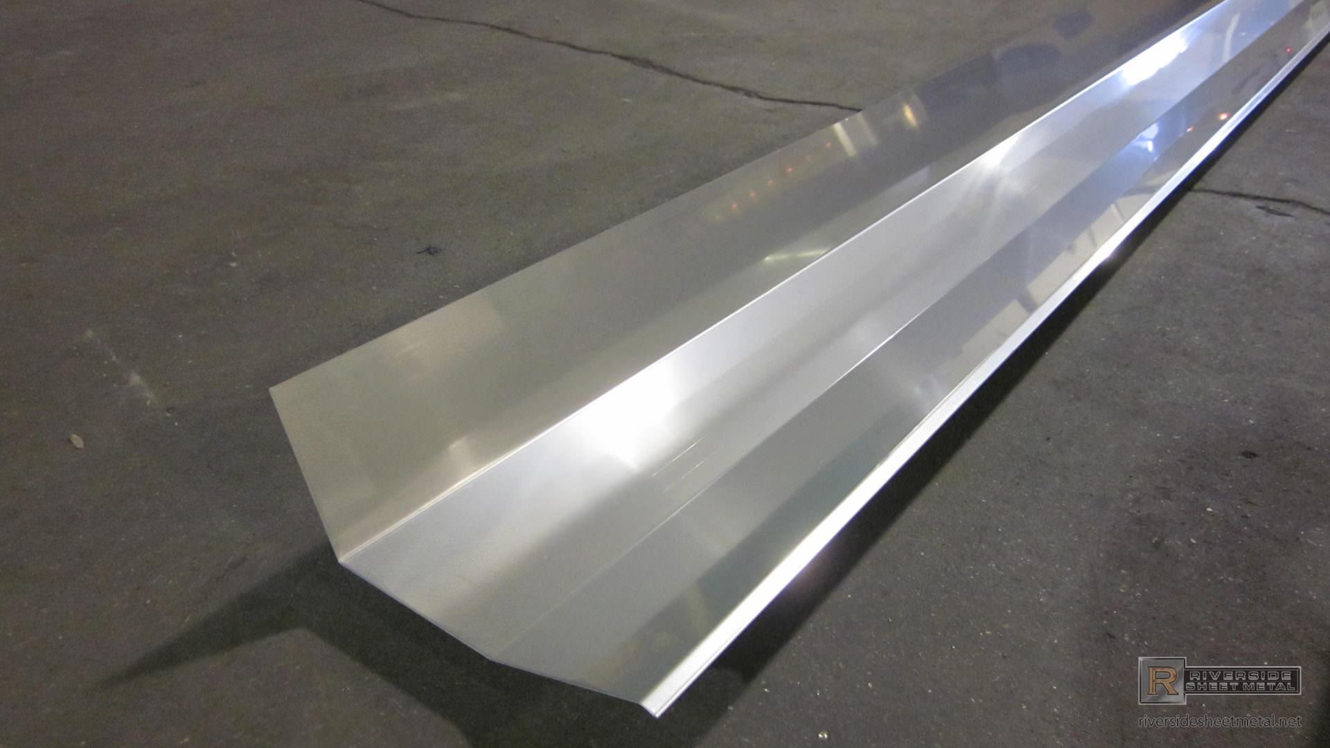 J Channel Flashing Metal Copper Aluminum Steel
