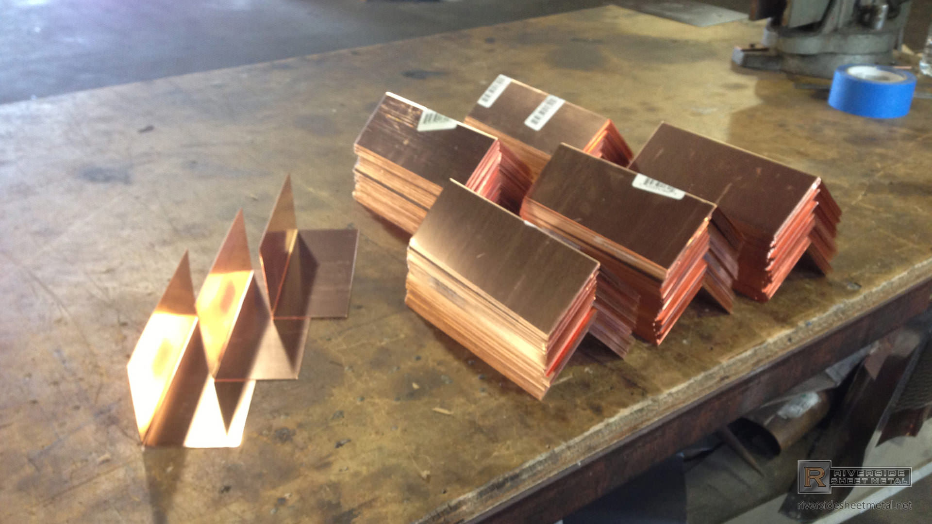 Step Flashing Metal For Roofing Copper Aluminum And More