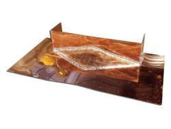 Custom copper cricket