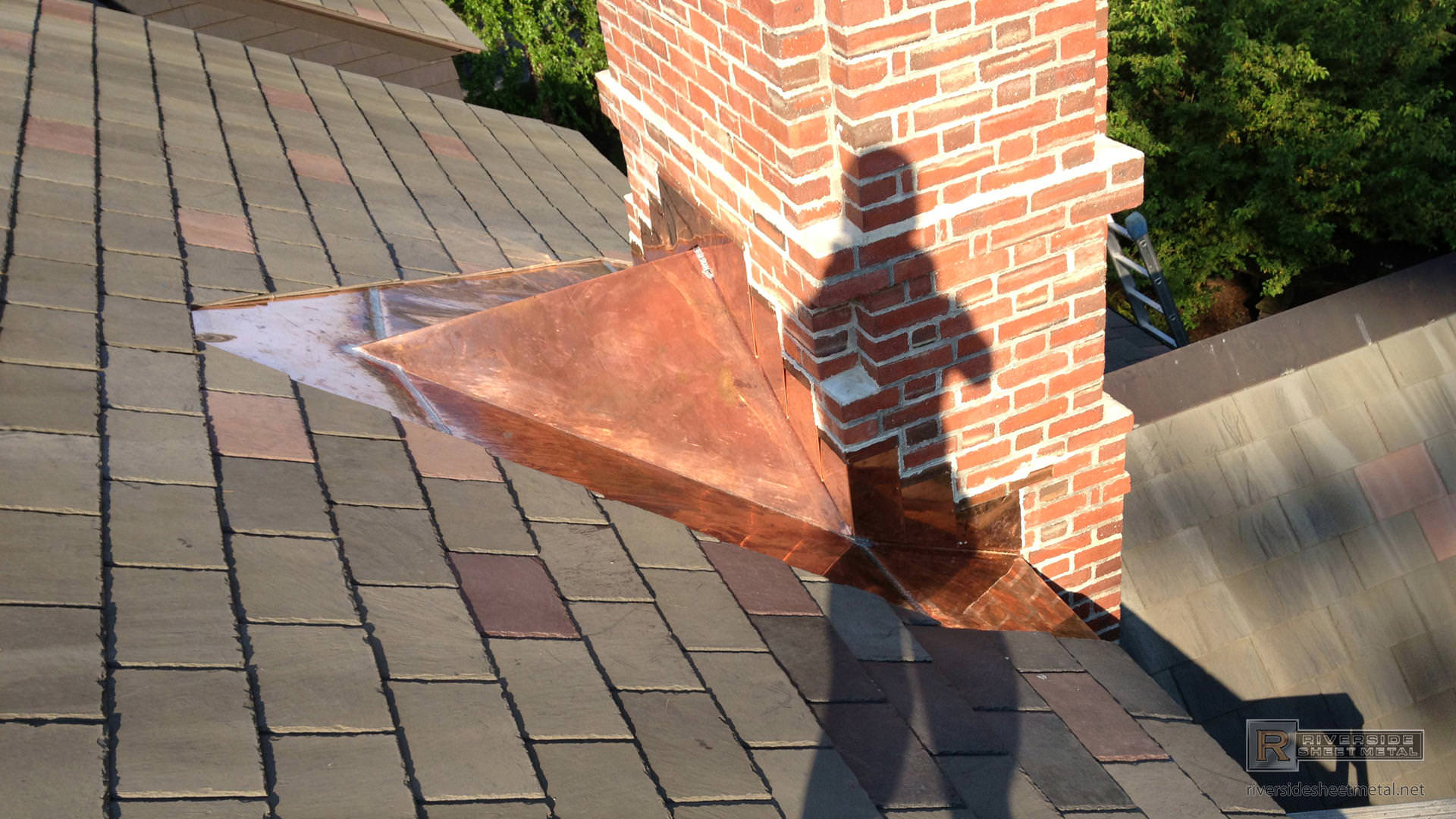 Drip Edge Masonry Flashing For Masonry Amp Roofing In Copper