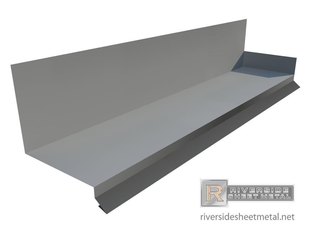 End Dams for Masonry Drip Edge & Through Wall Metal