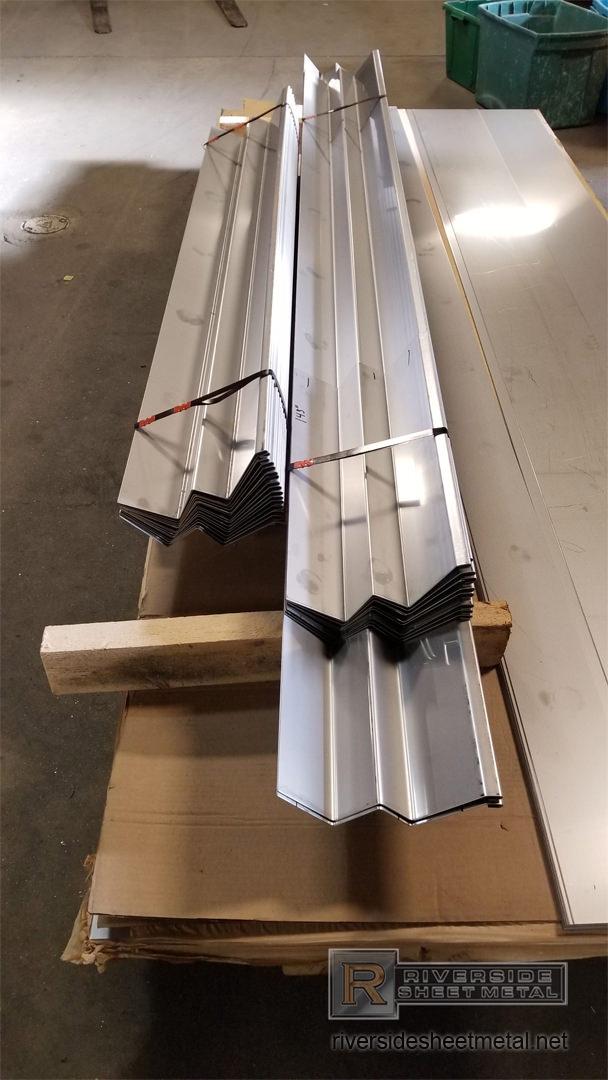 Through Wall Masonry Flashing Metal Copper Stainless Steel
