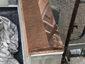 Custom copper parapet cap installation photo - view 6