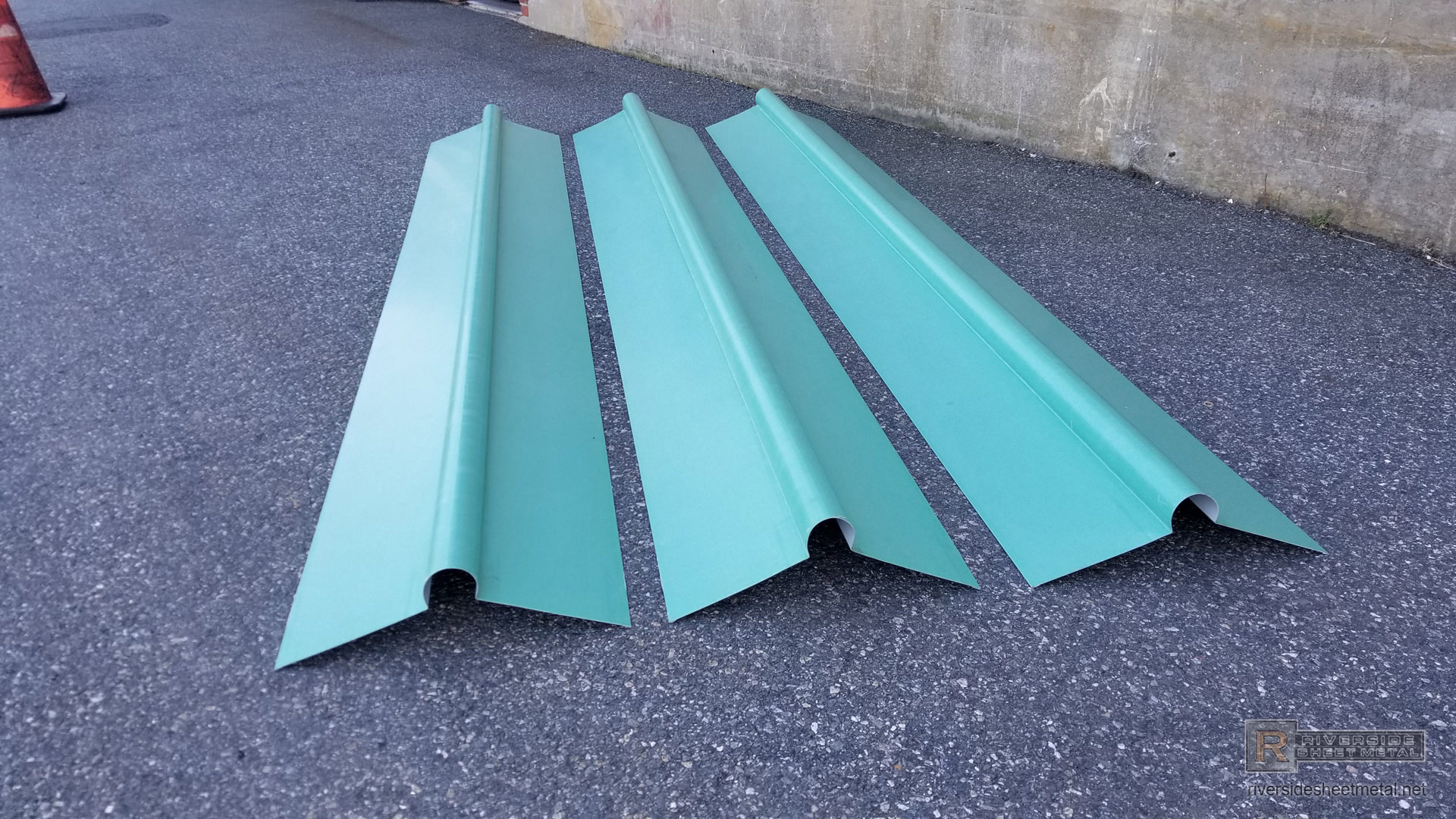 Caps For Roofing Flashing Metal Copper Aluminum Steel