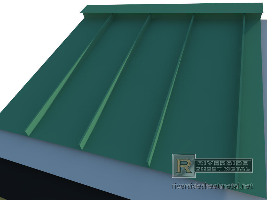 ... Ridge Cap Straight Vented Or Round Copper And More ...
