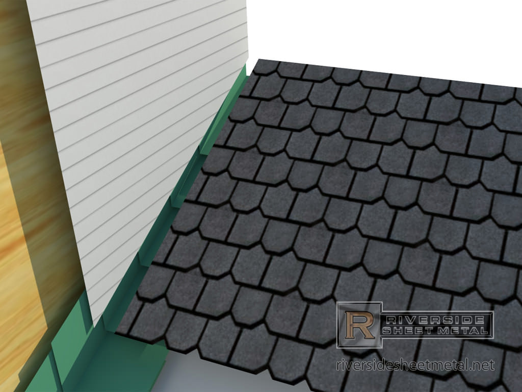 Step Flashing Metal For Roofing Copper Aluminum Stainless