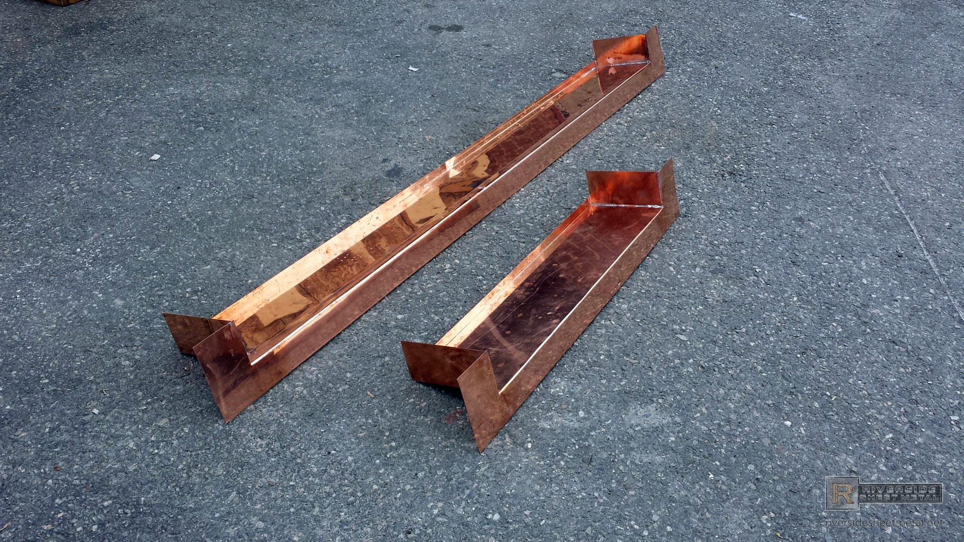 Window Amp Door Sill Pan Flashing Aluminum Copper Stainless