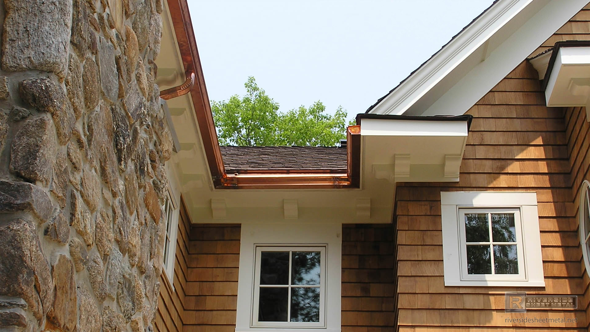Gutter and Downspouts