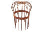 Wire strainer for gutter outlets - copper