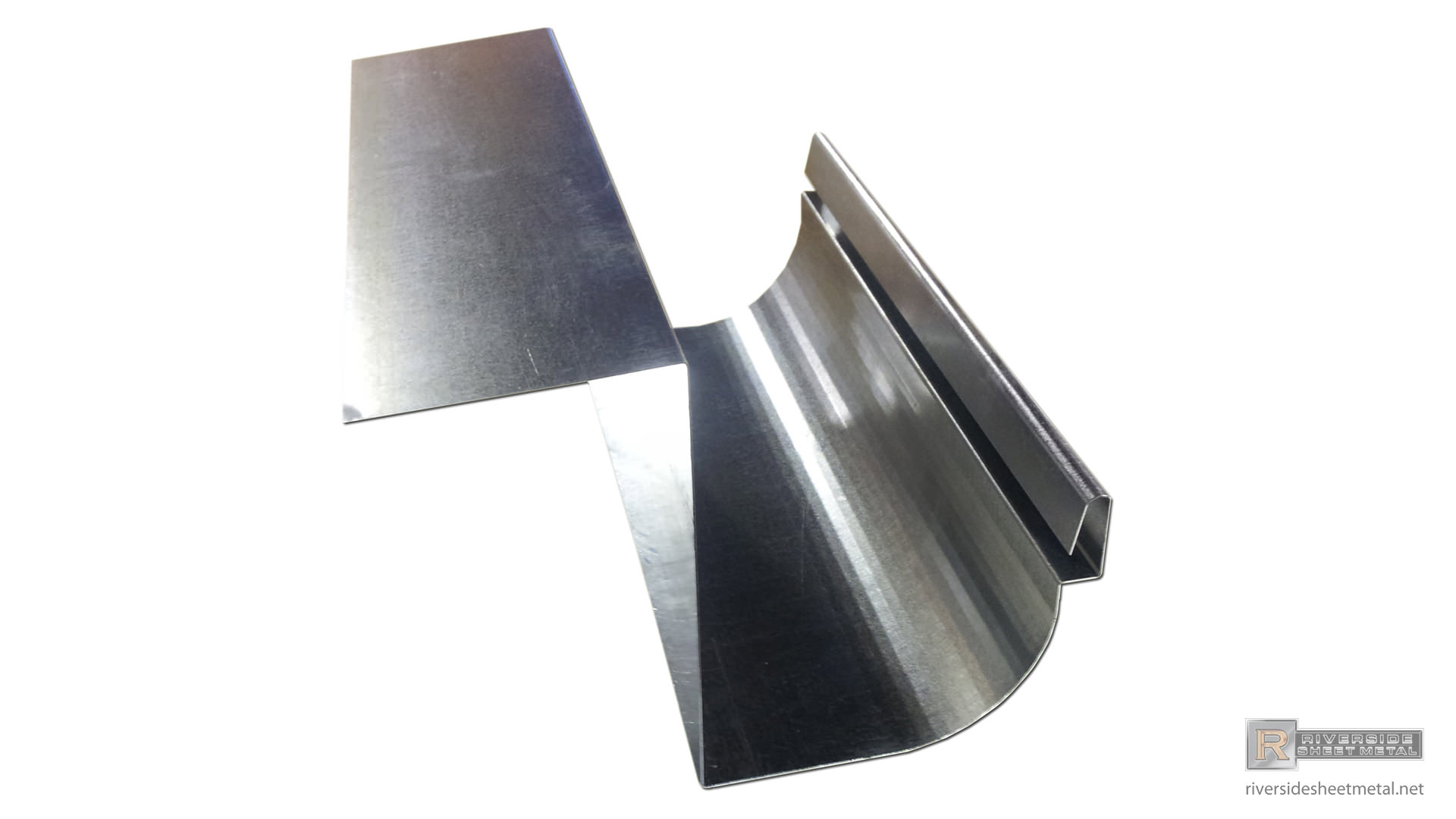 Custom Gutters Copper Aluminum Lcc Zinc Freedom Gray