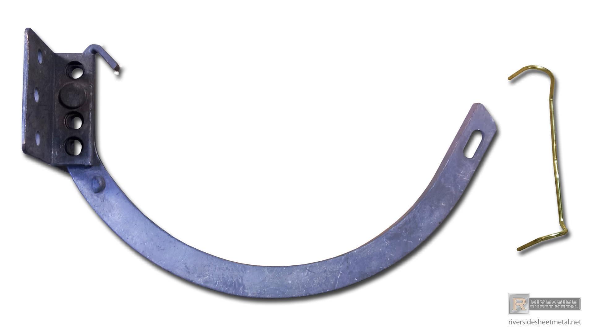 5 6 Shank Circle Combo 10 Freedom Gray Hanger For