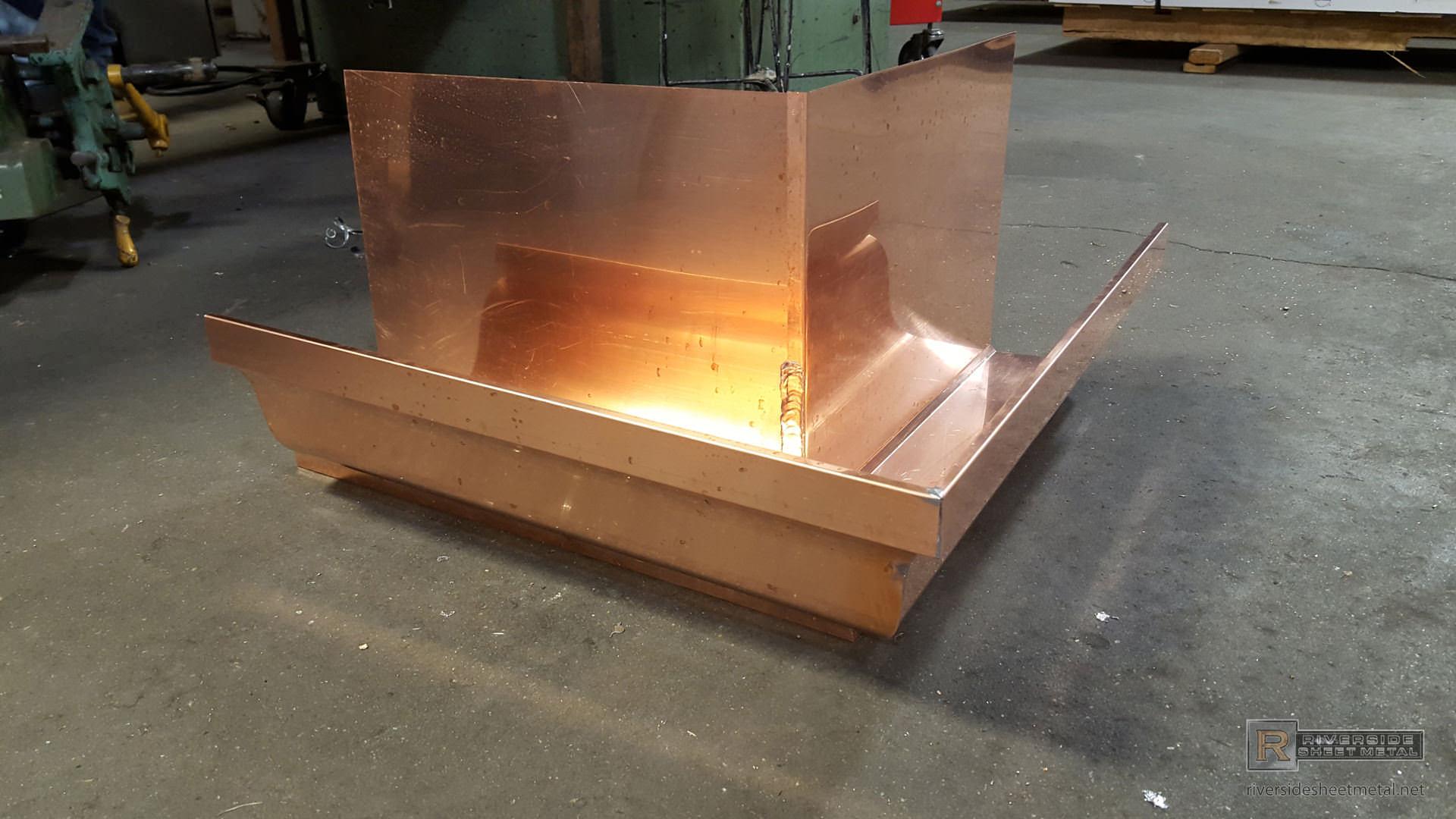 Gutter Miters Aluminum Copper Box Strip Bay And Custom