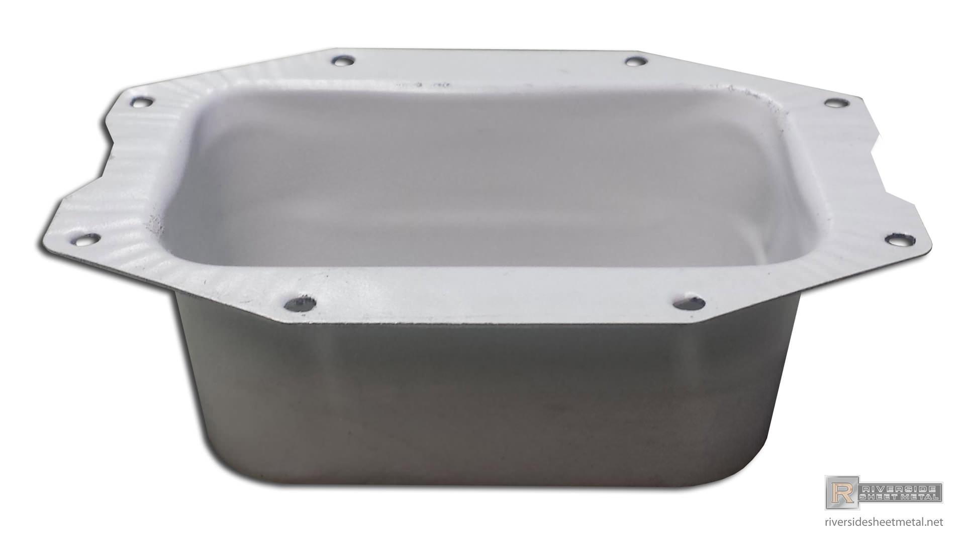 Rectangular Square Copper Or Aluminum Gutter Outlet 2