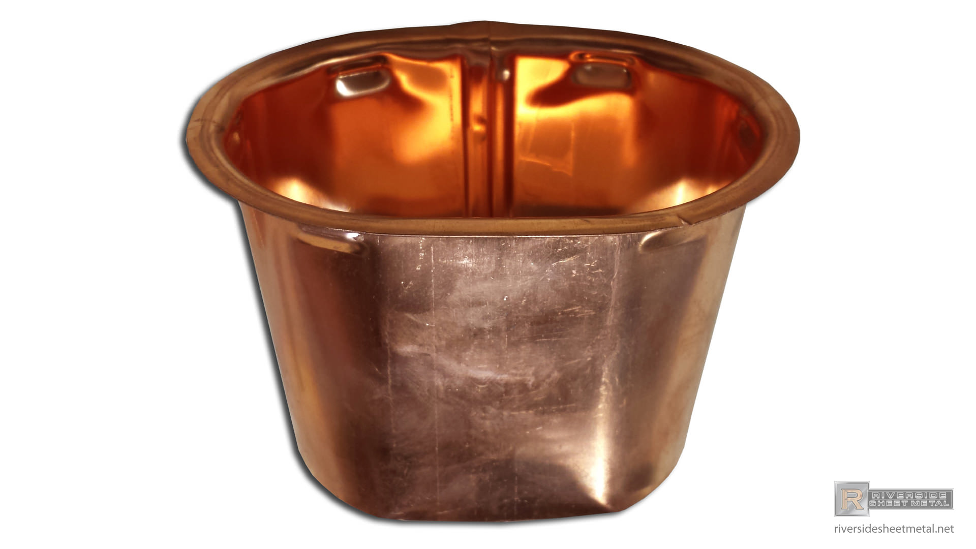 Oval Aluminum Or Copper Gutter Outlet 2 Quot X3 Quot And 3 Quot X4 Quot