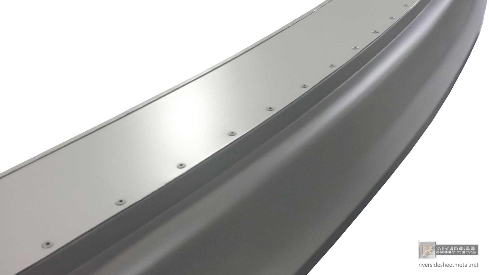 Radius Gutters K Style Half Round Box Ogee Curved