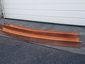 Custom radius copper box gutter - view 2