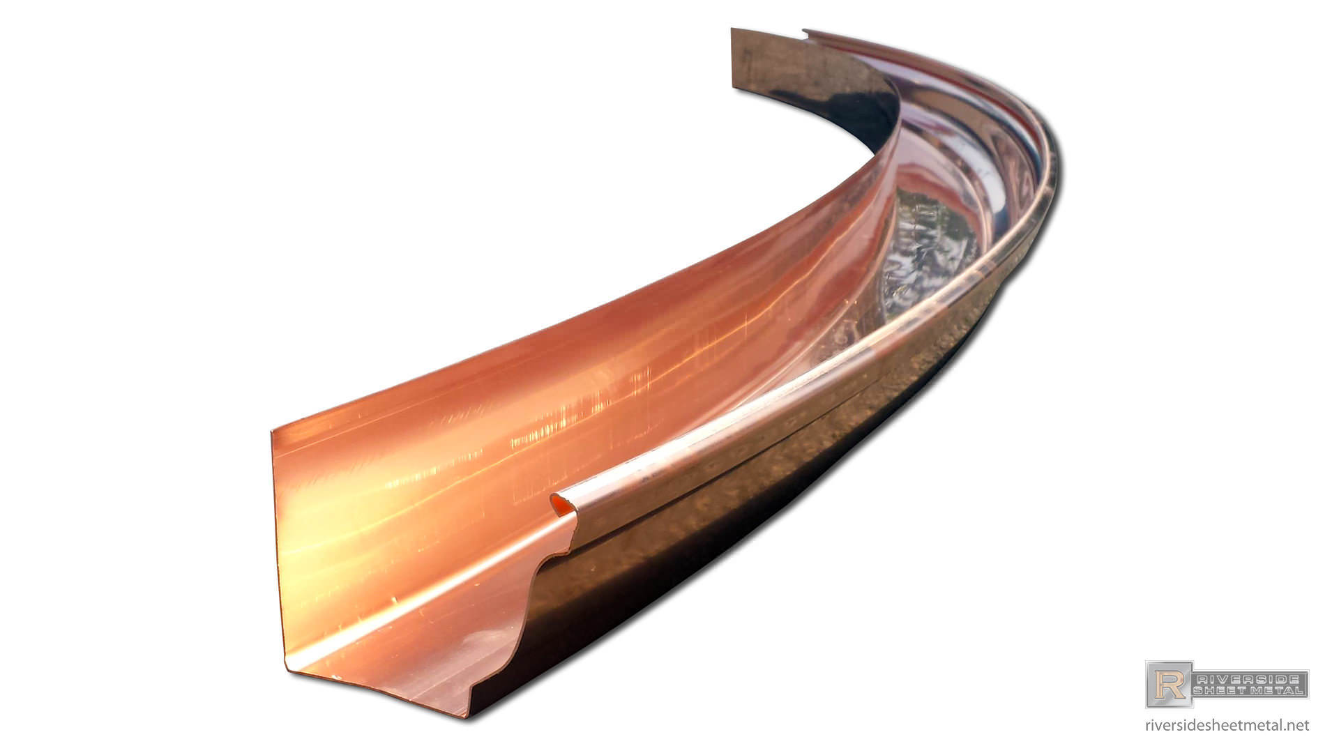 K Style Amp Ogee Gutters Copper Aluminum Amp More