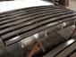Custom radius bronze aluminum box gutter - view 2