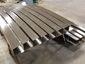Custom radius bronze aluminum box gutter - view 5