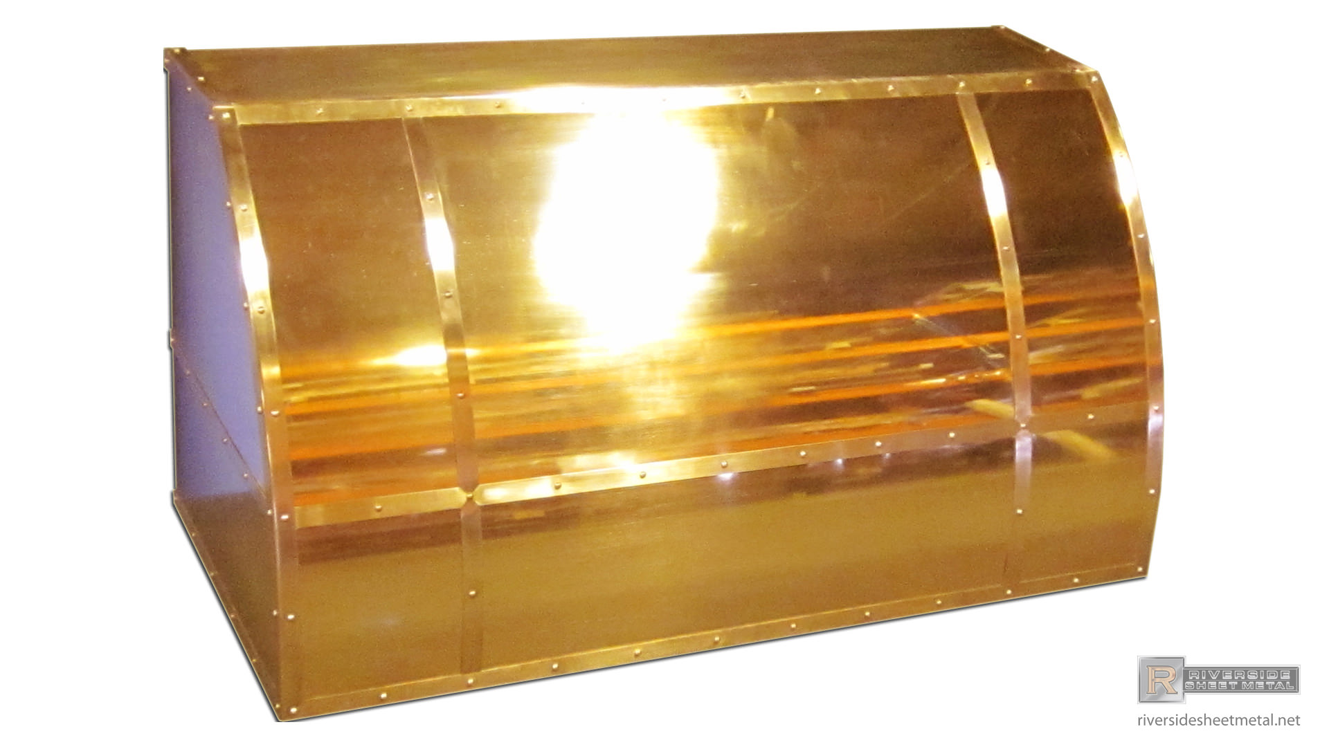 Copper Hood Vent Hood Vents Riverside Sheet Metal