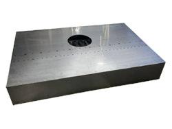 Custom industrial kitchen hood vent