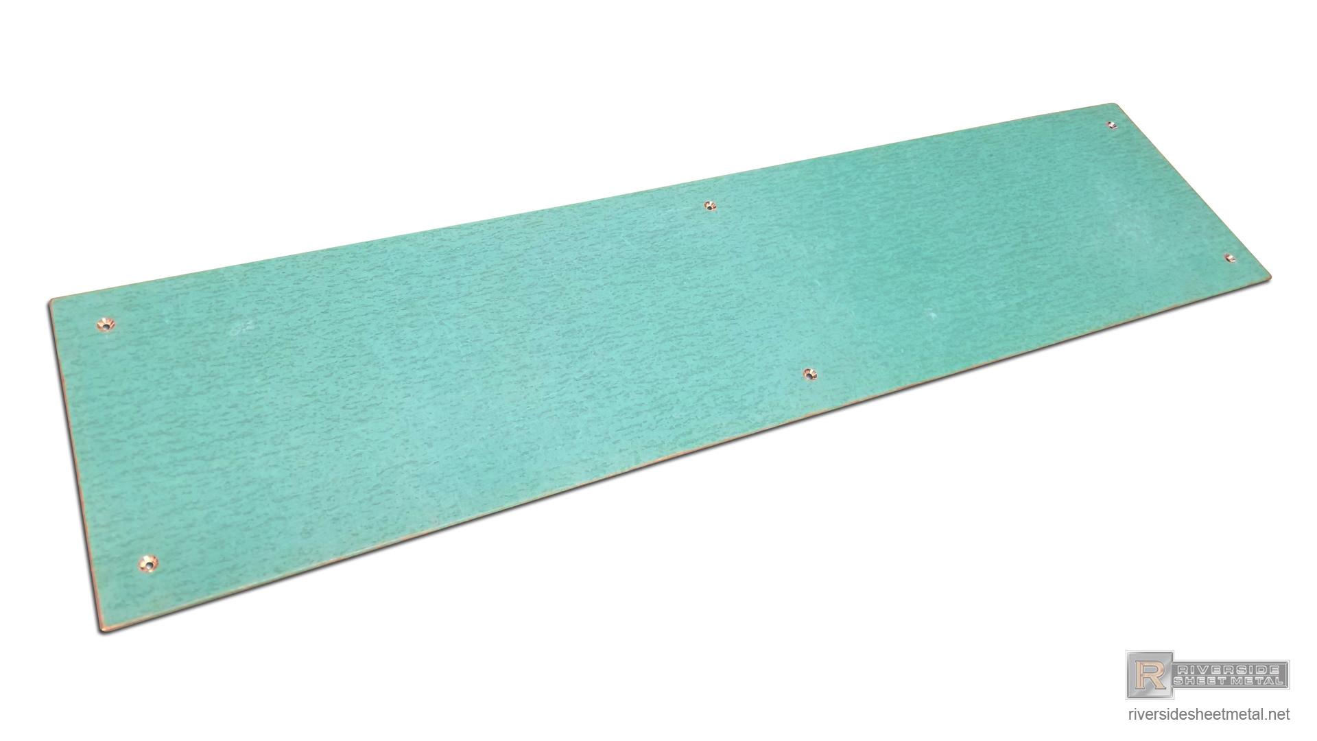 Kick Plates Toe Kicks For Doors Stainless Copper Zinc